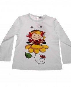 Bluza fete Honey Bee - Home > Copii -