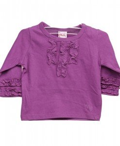 Bluza fete purple Amelia - Home > Copii -