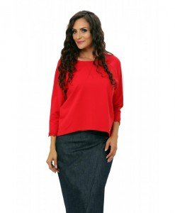 Bluza lana soft Dalal - Home > Feel Free -
