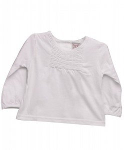 Bluza white Denise - Home > Copii -