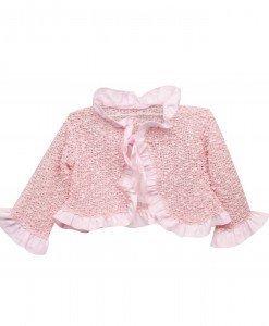 Bolero pink Emma - Home > Copii -