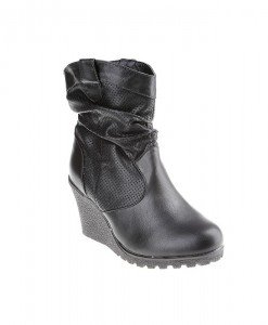 Botine Farida black - Home > Botine -