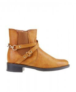 Botine casual Chieko - Home > Botine -