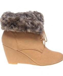 Botine de dama camel Cambridge - Home > Botine -