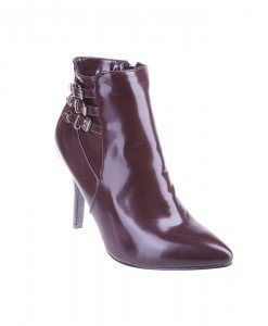 Botine elegante stiletto Liliana - Home > Botine -