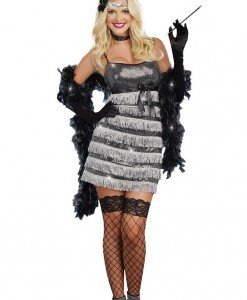 C428-18 Costum tematic dansatoare cabaret - Altele - Haine > Haine Femei > Costume Tematice > Altele