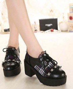CH2244-2 Pantofi cu toc