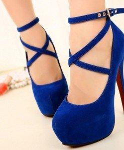 CH2269-4 Pantofi cu toc