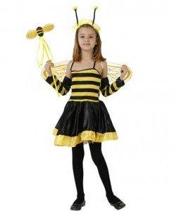 CLD112 Costum tematic albinuta - Costume tematice - Haine > Haine Copii > Costume tematice