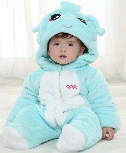 CLD63-48 Salopeta zodia varsator pentru copii - Costume tematice - Haine > Haine Copii > Costume tematice