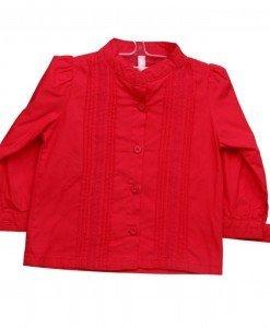 Camasa fetite red Sunny - Home > Copii -