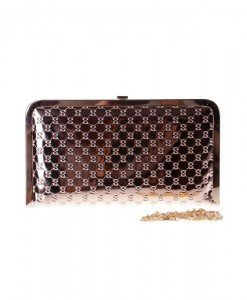 Clutch Fabrizio metalic - Home > Genti -