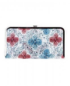 Clutch trendy Mozaic - Home > Genti -