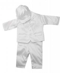 Costum baieti white Stripes - Home > Copii -