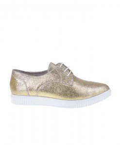 Espadrile din piele naturala Paige Matar - Home > Pantofi -