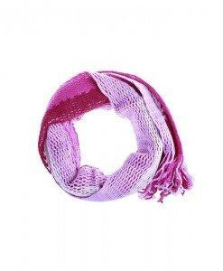 Fular Penia white pink - Genti > Accesorii -