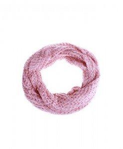 Fular circular Goldya pink - Genti > Accesorii -