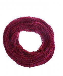 Fular circular Macy burgundy - Genti > Accesorii -