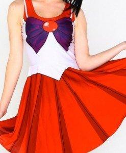 G332-3 Rochie cu model Sailor Moon - Altele - Haine > Haine Femei > Costume Tematice > Altele
