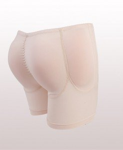 GS810-155A Pantaloni scurti cu bureti push-up - Chiloti - Haine > Haine Femei > Lenjerie intima > Lenjerie cu push-up > Chiloti