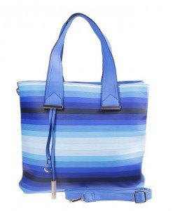 Geanta Stripe blue - Home > Genti -