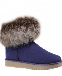 Ghete stil Ugg Gilda navy - Home > GHETE -
