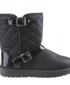 Ghete still UGG Strap black - Home > GHETE -