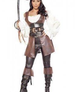 H146 Costum tematic pirat - Pirat - Haine > Haine Femei > Costume Tematice > Pirat