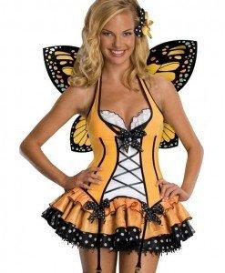J141 Costum tematic Fluturas - Zburatoare - Haine > Haine Femei > Costume Tematice > Animalute > Zburatoare