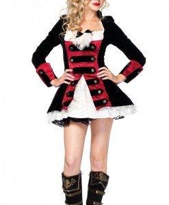 J226 Costum tematic pirat - Pirat - Haine > Haine Femei > Costume Tematice > Pirat