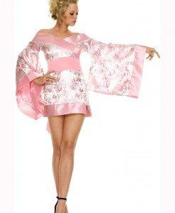 J50-A Costum asiatic tip kimono - Oriental - Haine > Haine Femei > Costume Tematice > Oriental