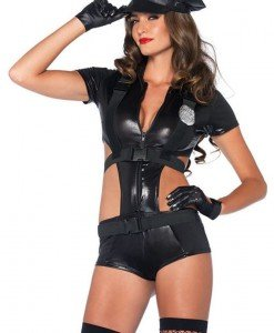 L415-1 Costum tematic politista sexy - Politista - Gangster - Haine > Haine Femei > Costume Tematice > Politista - Gangster