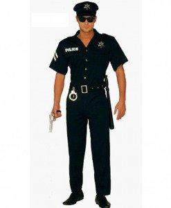 MAN26 Costum tematic politist - Costume Tematice - Haine > Haine Barbati > Costume Tematice