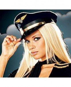 PA77 Accesoriu palarie pilot - Accesorii tematice - Haine > Haine Femei > Costume Tematice > Accesorii tematice