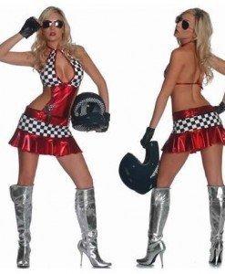 PP9 - Costum Salon Auto Moto - Sport - Racing - Haine > Haine Femei > Costume Tematice > Sport - Racing