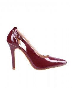 Pantofi Anuba maron - Home > Reduceri -