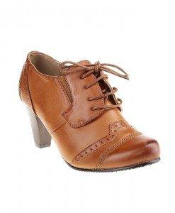 Pantofi Colette camel - Home > Pantofi -