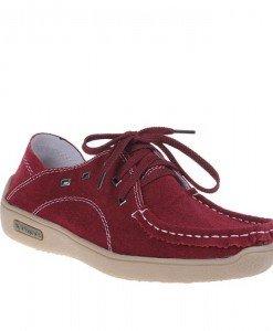 Pantofi Constance rosii - Home > Reduceri -