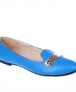 Pantofi Daisy albastri - Home > Reduceri -