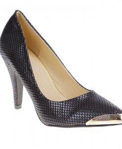 Pantofi Fab snake skin - Home > Sandale -
