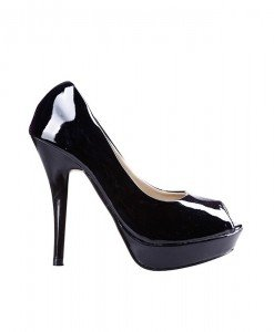 Pantofi Farah black - Home > Pantofi -