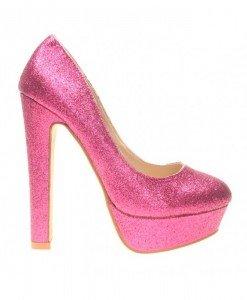 Pantofi Glitter Daisy - Home > Pantofi -