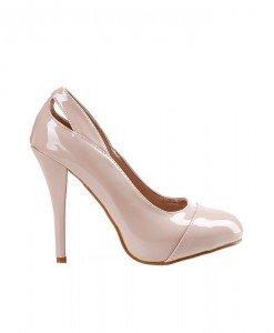 Pantofi Jafa beige - Home > Pantofi -