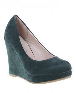 Pantofi Madina verzi - Home > Pantofi -