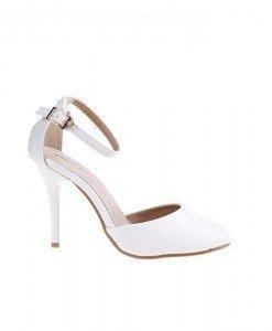 Pantofi Torra white - Home > Sandale -