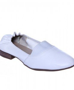 Pantofi albi Sara - Home > Reduceri -