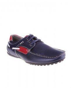 Pantofi barbati Aurelius blue red - Home > Barbati -