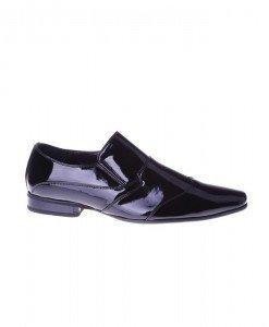 Pantofi barbati Wicek black - Home > Pantofi -