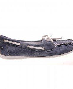 Pantofi casual de dama blue Marcy - Home > Reduceri -