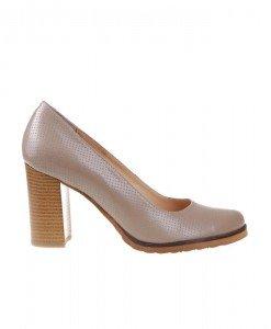 Pantofi casual din piele naturala Dina - Home > Pantofi -